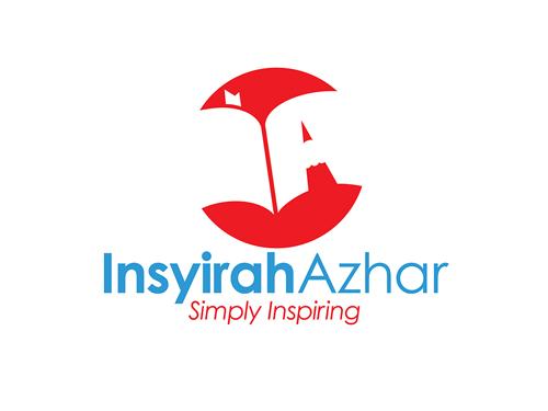 Insyirah Azhar logo design