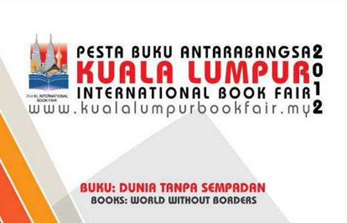Pesta Buku Antarabangsa Kuala Lumpur 2012