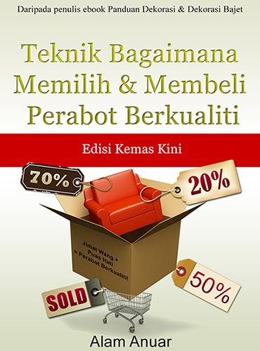 Ebook  Teknik Bagaimana Memilih dan Membeli Perabot Berkualiti