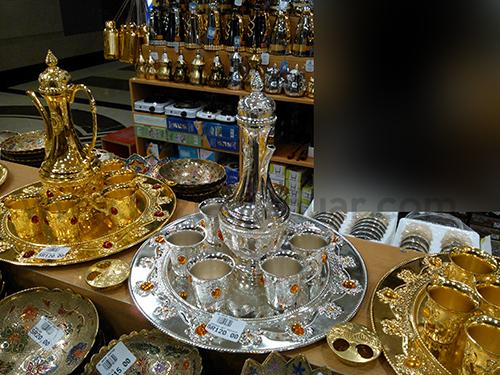 Barangan aksesori gaya Arabian