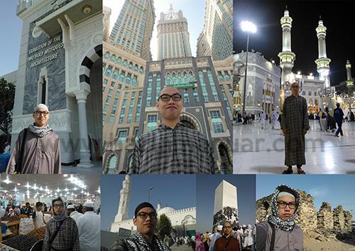 Ziarah Madinah dan Makkah