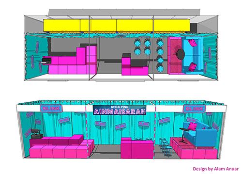 Kedai Pink Ain Maisarah