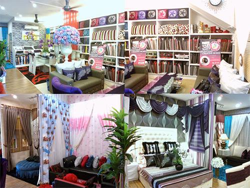 Interior look kedai Lentera Creative Home