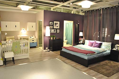 Hiasan Bilik Tidur Di Ikea Desainrumahid