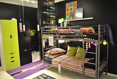 IKEA Children's Room 01_bilik kanak-kanak_Hazlam Anuar