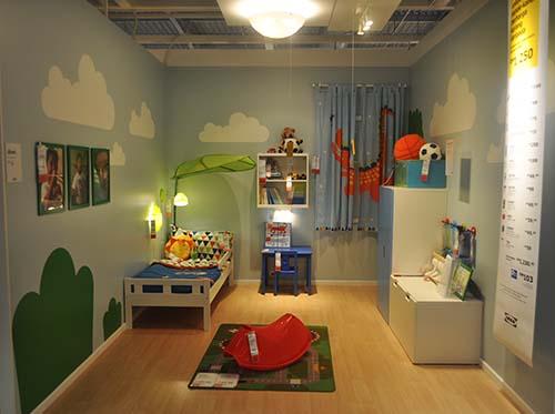 IKEA Children's Room 05_Bilik kanak-kanak_Hazlam Anuar