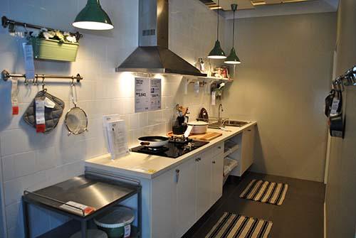 Ikea Wet Kitchen 01 Dapur Basah Hazlam Anuar