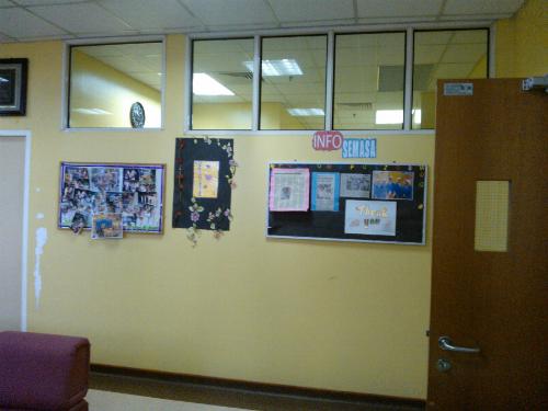 Ruang rehat pediatrik 4D_dinding