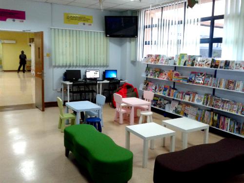 perpustakaan mini PPUKM view 2