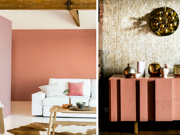 copper orange_color trend 2015 by dulux