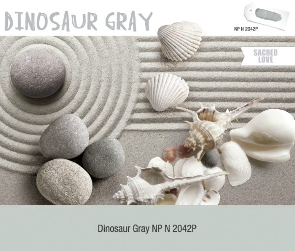 dinosaur gray_sacred love_color