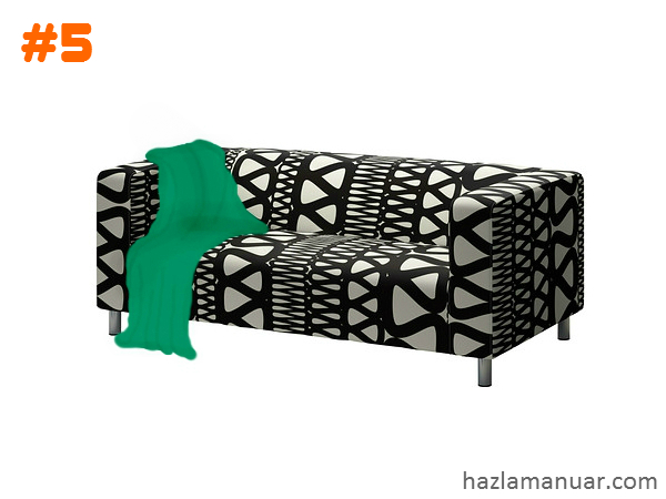 Tip dekor pantas sofa dan throw_idea 5