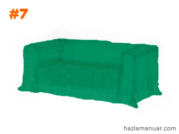 Tip dekor pantas sofa dan throw_idea 7