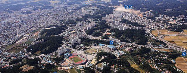Bandar Gangneung