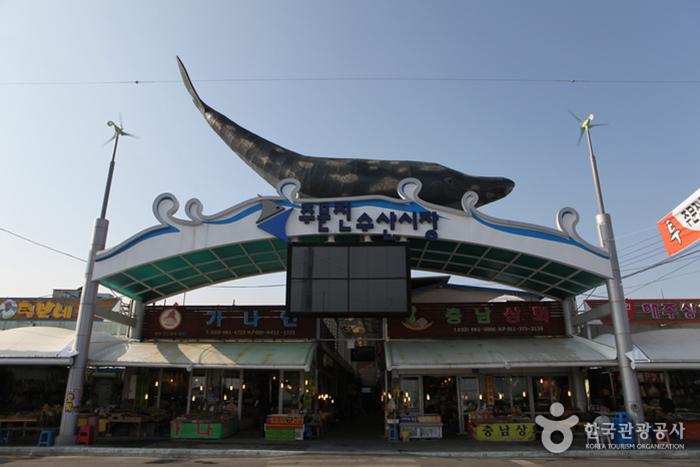 Jumunjin Seafood Market