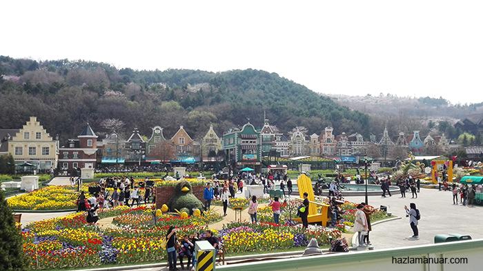 Everland four season garden