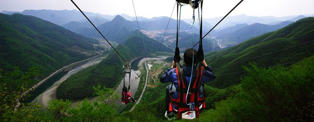 Arii Hills Zip Wire