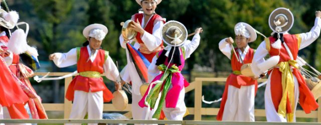 Festival Jeongseon Arirang